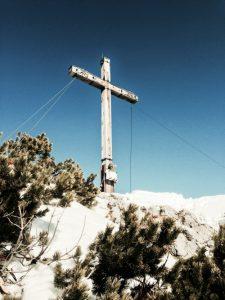 Simetsberg-Gipfelkreuz