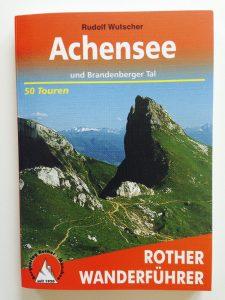 Rother Wanderführer Achensee