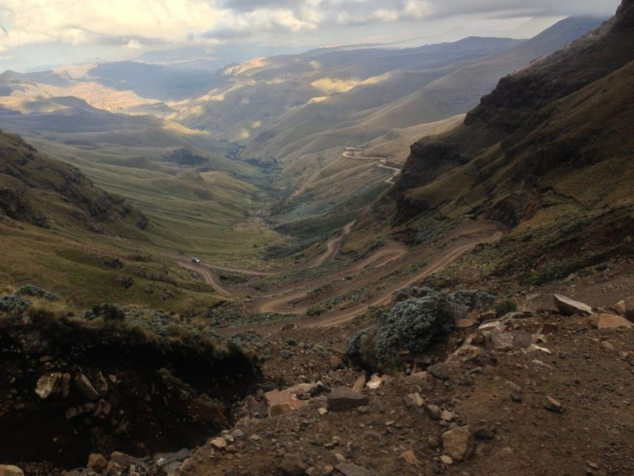 Sani Pass Road - 2013 (2)