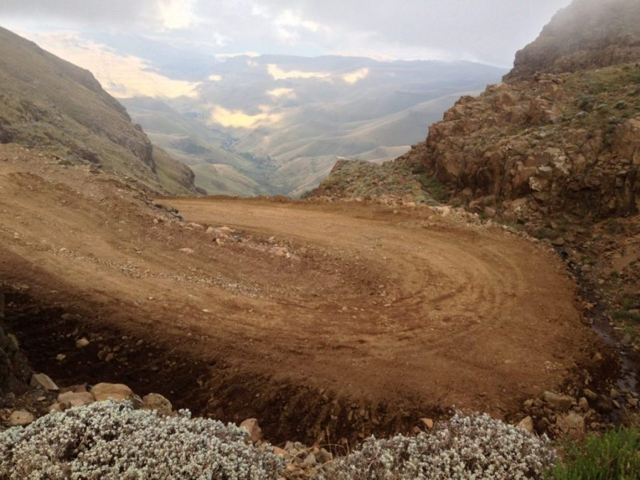 Sani Pass Road - 2013 (3)