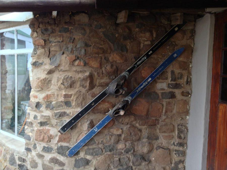 Auch möglich: Skifahren in Lesotho