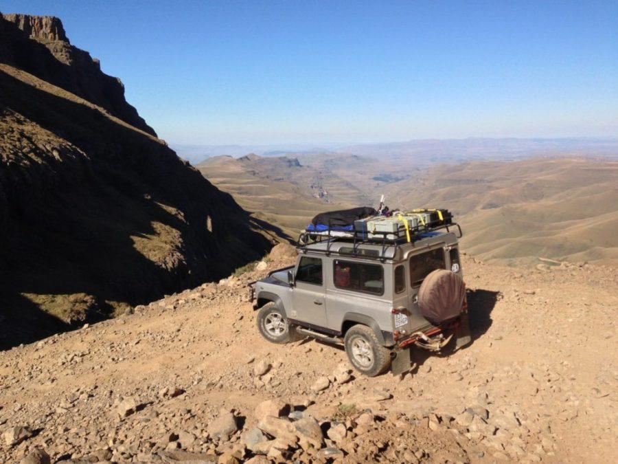 Sani Pass Road - 2013 (5)