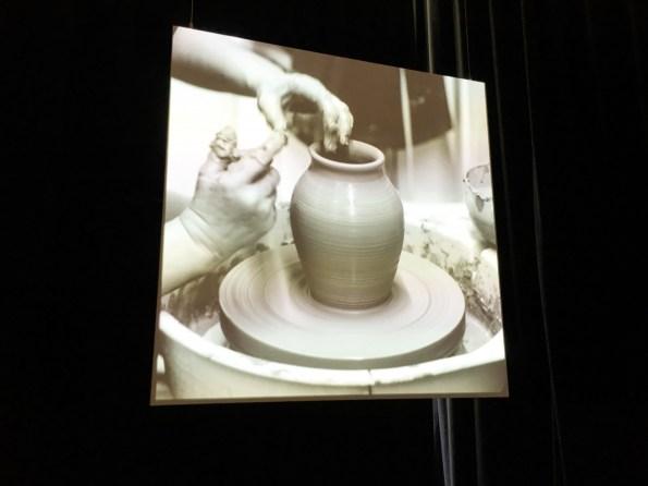Handgemacht: Vase drehen