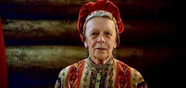 Татьяна Пельтцер - любимая бабушка советского кино