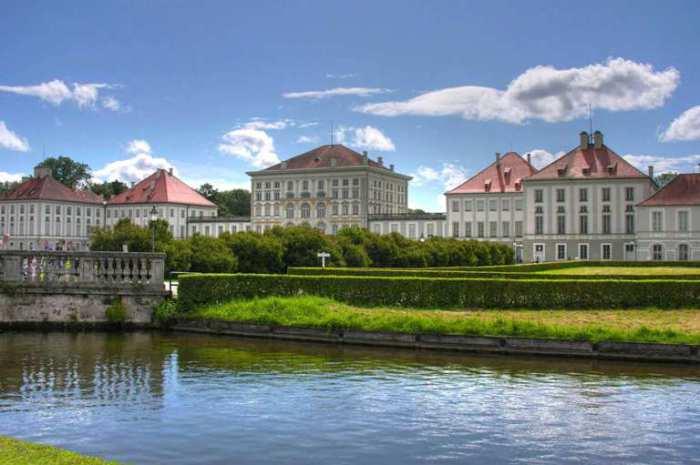Дворец Нимфенбург. Германия.