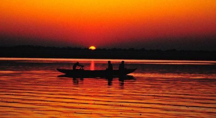Одна из крупнейших рек Южной Азии и третья по полноводности река планеты.