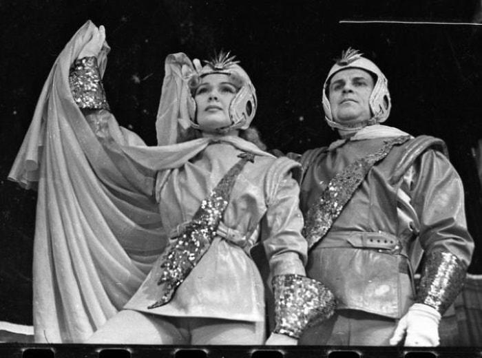 Артисты цирка Надежда и Петр Маяцкие | Фото: selcdn.ru