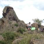 Malgruppe im Sommer – Rückblick Juni