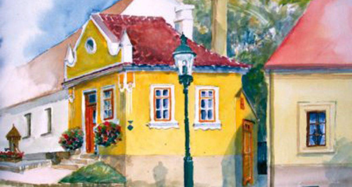 Gründung der kleinsten Galerie in der kleinsten Stadt Österreichs