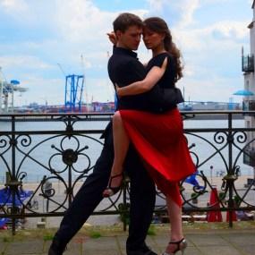 Tango Argentino - mit und ohne Tanzpartner