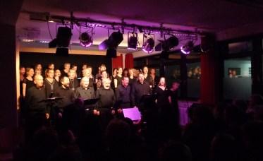 Chorkonzert: Singing Sues_März 2019