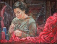 Gemälde von Cecilia Herrero-Lafin
