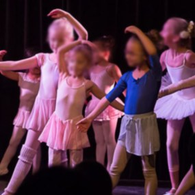 ModernDance & Ballett für Kids