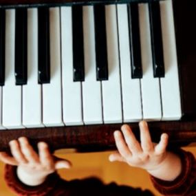 Musikalische Früherziehung mit Maja Braatz