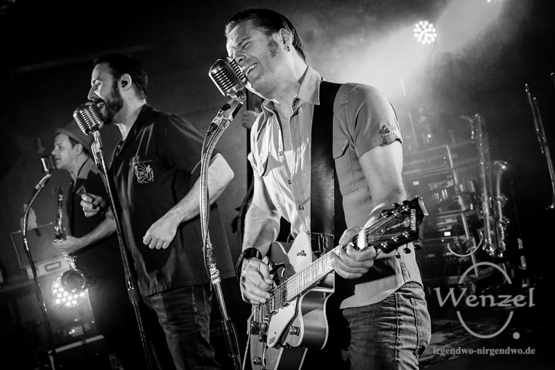 Boppin' B – Rock'n'Roll & Rockabilly in der Baracke Magdeburg