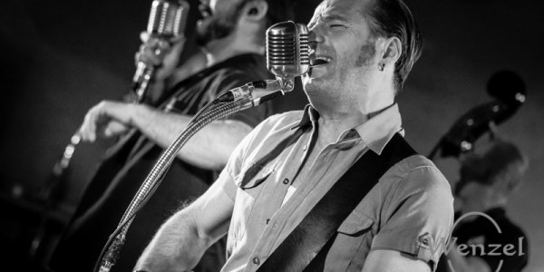 Boppin' B –  Rock'n'Roll & Rockabilly in der Baracke
