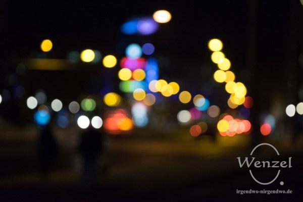 City Lights of Machdeburch