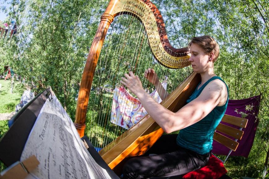 KulturSommerNacht EKMAGADI –   Klosterbergegarten