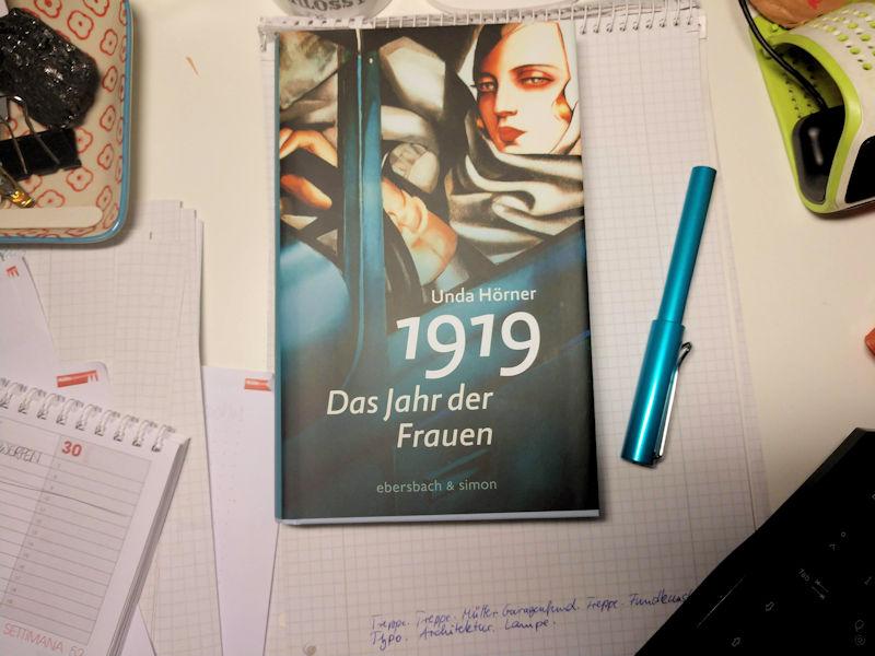 1919. Das Jahr der Frauen.