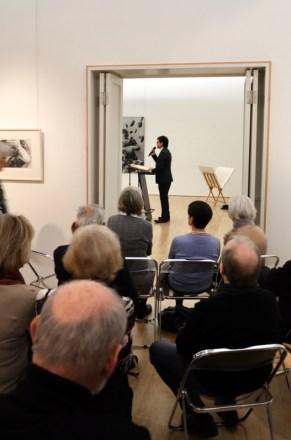 Rede von Dr. Frank Laukötter. Foto: Wera Wecker