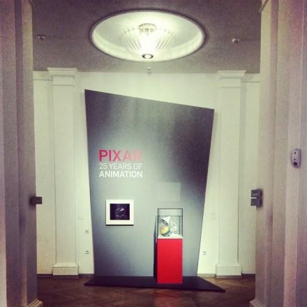Museum für Kunst und Gewerbe, Hamburg: PIXAR. 25 Years of Animation