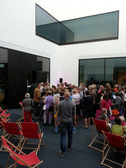 Andrang bei der Eröffnung im LWL-Museum