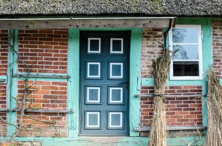 Handwerker- und Fischerhaus aus Drage - im Freilichtmuseum am Kiekeberg (Foto: Wera Wecker)