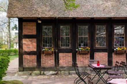 Der Dorfkrug im Museumsdorf Cloppenburg. Foto: Wera Wecker