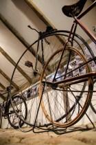 """Ausstellung """"Fahrrad und Mobilität"""" im Museumsdorf Cloppenburg. Foto: Wera Wecker"""
