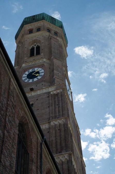 Sightseeing-Tour durch München