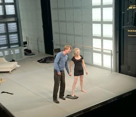 Anika Mauer und Michael von Au sind zwei fantastische Schauspieler. Sie brachten verkörperten die Rollen auf einzigartige Weise. Es war eine Freude, ihnen zusehen zu dürfen.