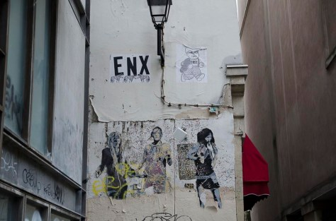 Streetarts in Paris-9146