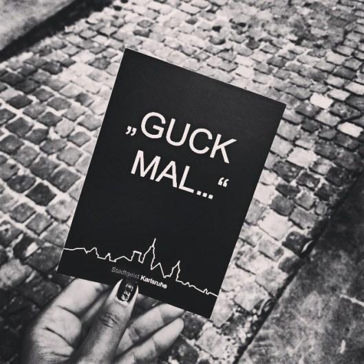 Guck mal - die Stadtgeist App von Karlsruhe
