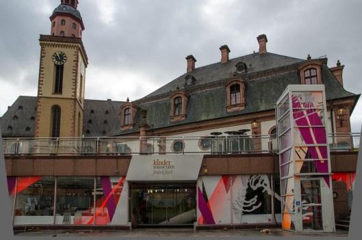 kinder museum frankfurt an der Hauptwache