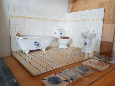 Ein weiteres Miniaturbad