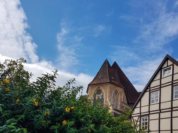 Die Aegidienkirche ist die katholische Hauptkirche in Braunschweig.