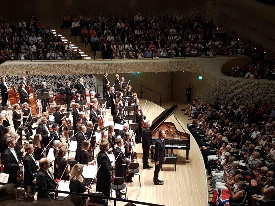 Bergen Philharmonic Orchestra in der Elbphilharmonie Hamburg