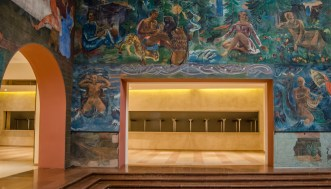 Foyer des Festspielhauses Foto: Wera Wecker