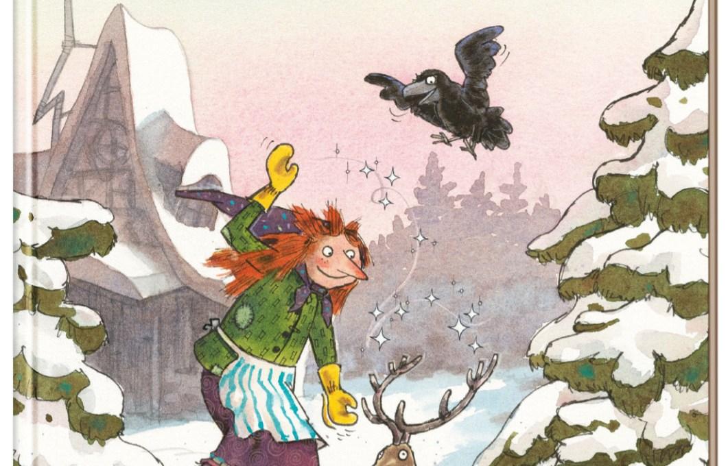 Die kleine Hexe. Winterzauber mit Abraxas