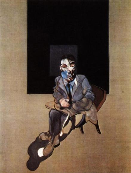 Bacon Self-Portrait II, 1972