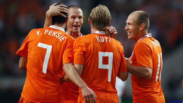 Netherland Squad Team 2014 World Cup 01