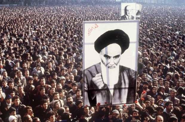 Khomeini-tilhengere