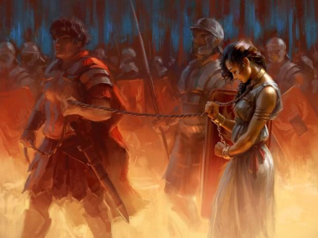 Zenobia captured
