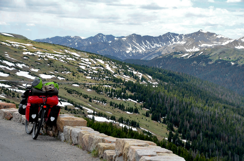 Trail Ridge Road, Rocky Mountain National Park, Colorado
