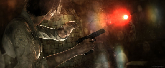 Screenshots-of-The-Evil-Within-The-Consequence-mark-its-launchLight-Woman-Fight