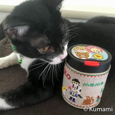 自作 三太郎ステッチ-失敗