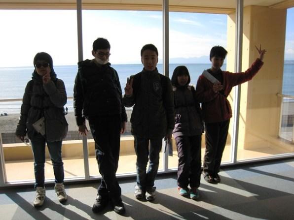 江ノ島水族館1