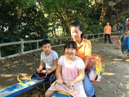 披露山公園9