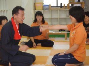 栗本先生研修8