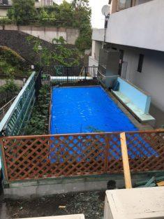 庭の整備9